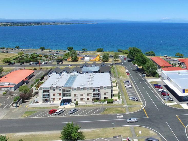 Lake Taupo View - Not taken from apartment