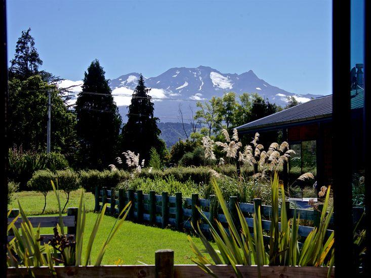Villa Del Montagna - Ohakune Holiday Home