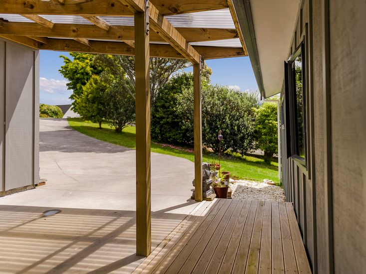 Carport or More Space to Play!