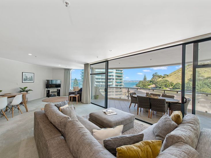 apartment in mount maunganui