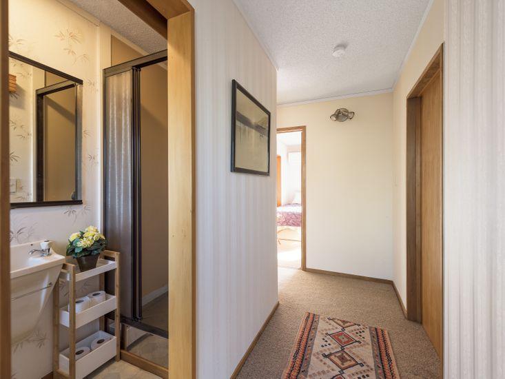 Hallway / Bathroom