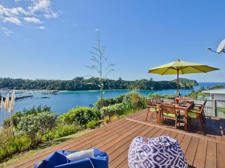 Sea Blue Heaven - Tutukaka Holiday Home