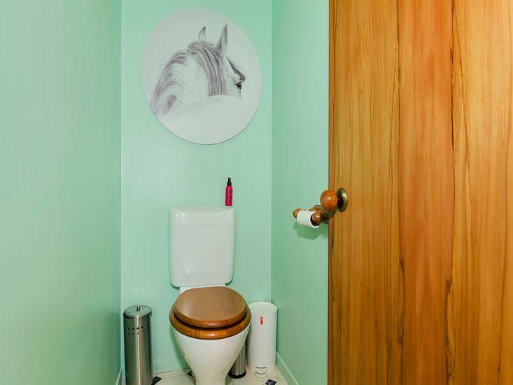 Standalone Toilet