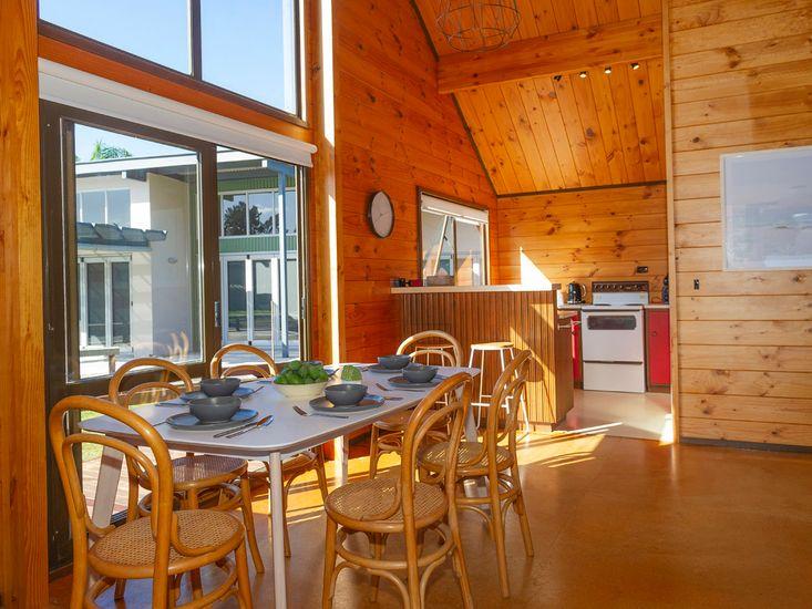 Dining + Kitchen