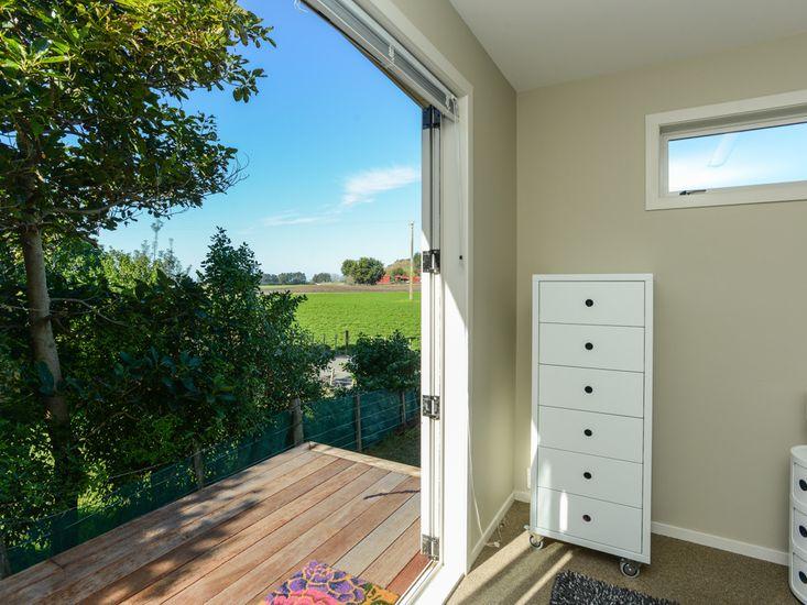 Bedroom 2 - Views