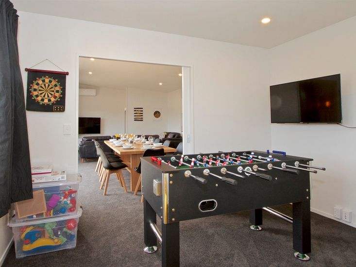 Games Room - entertainment for hours