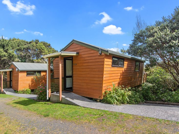 The Hayshed - Wairoro Park Russell Holiday Home