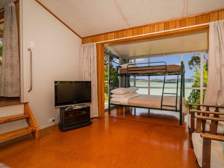 Living Room & Conservatory Bedroom