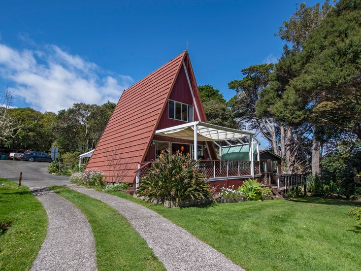 The Point House - Wairoro Park Russell Holiday Home