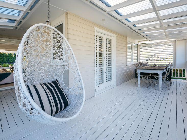 Balcony - Swing Chair