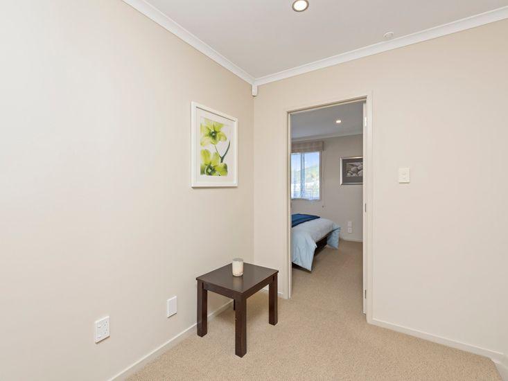 Hallway onto Bedroom 2