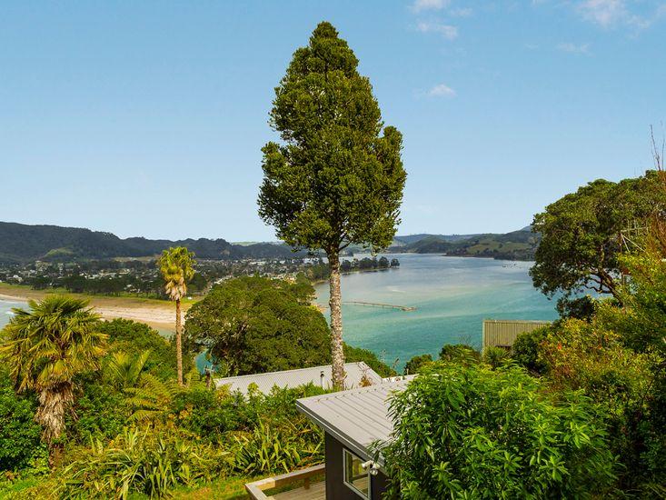 Views of Tairua and Pauanui Bay