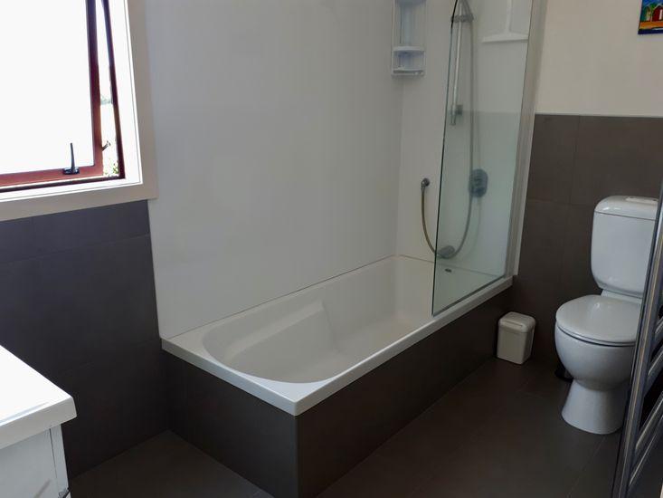 Bathroom 1 - 2nd Dwelling