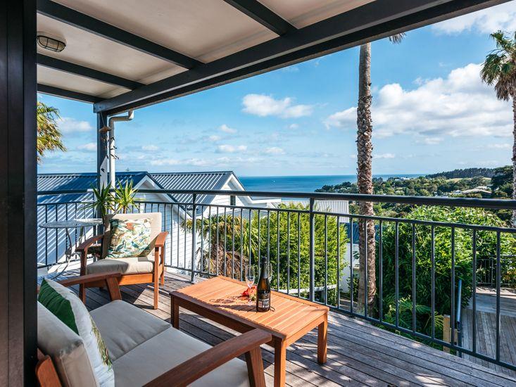Ocean Views from Balcony