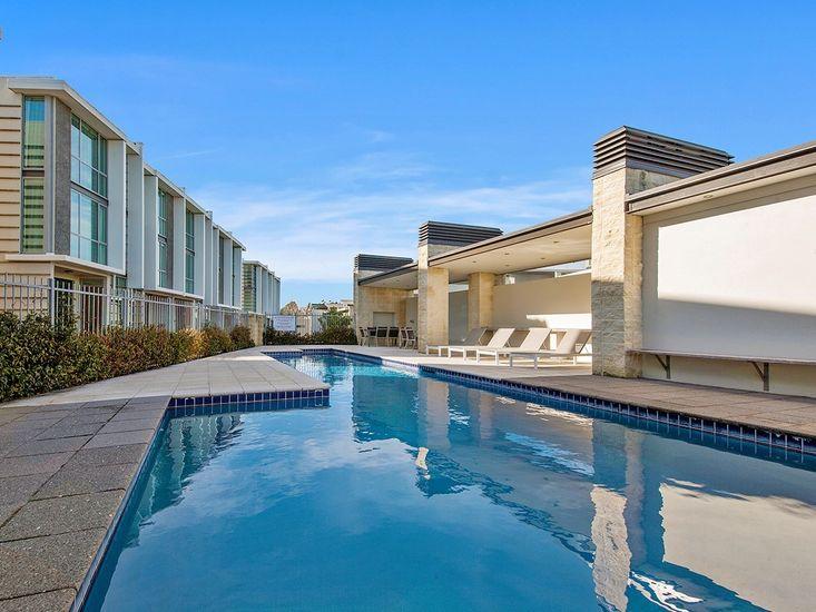 Complex's Swimming Pool
