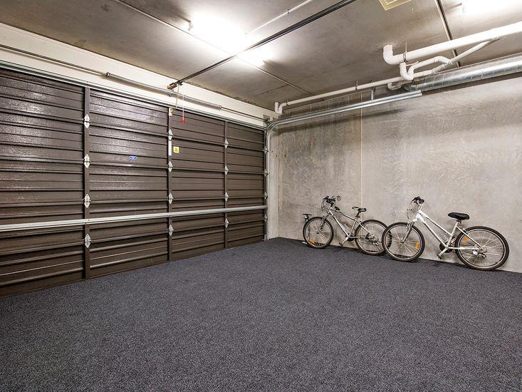 Garage with Bikes