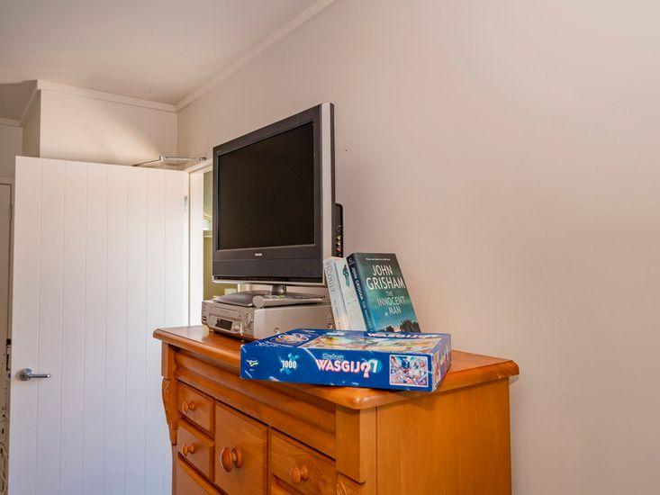 TV in the Garage