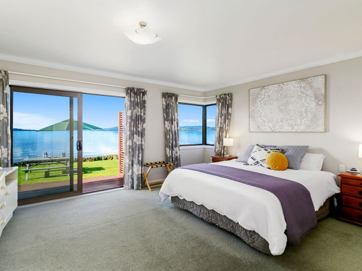 Amazing Views from Bedroom 1