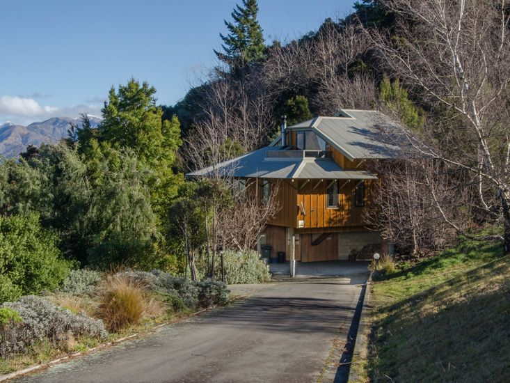 Slice of Heaven on Oregon - Hanmer Springs Holiday Home