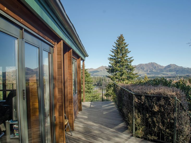 Alpine on Oregon - Alpine Holiday Homes Hanmer