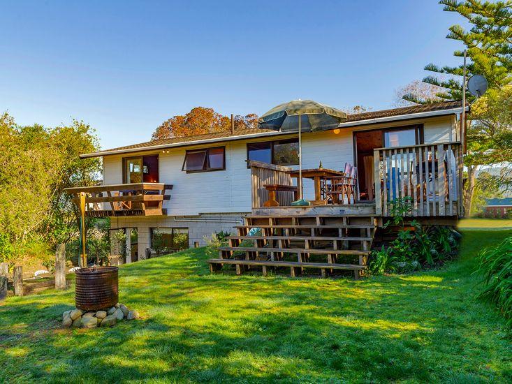 Gumhill Escape - Pauanui Holiday Home
