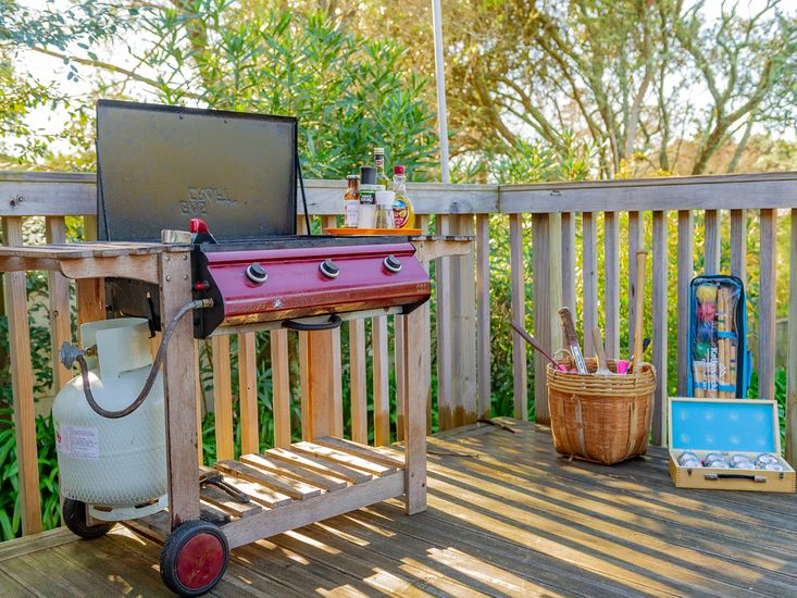Outdoor Dining - BBQ