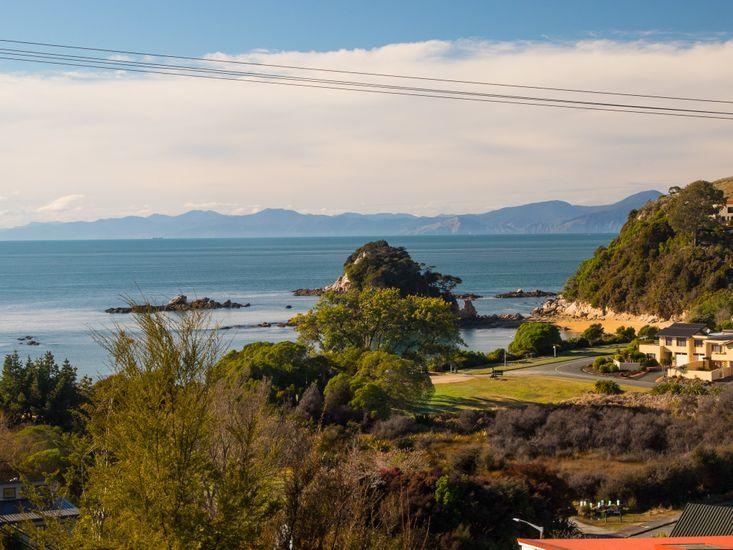Views of Kaiteriteri Bay!