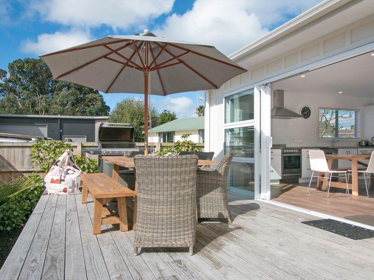The Waihi Beach House
