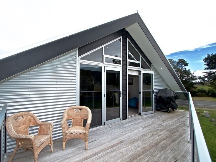 Deck - Accessed from living area