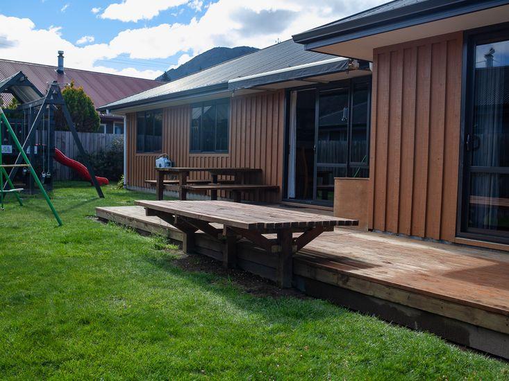 Garden and outdoor living