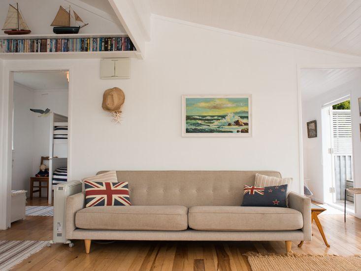 Comfy modern lounge seating