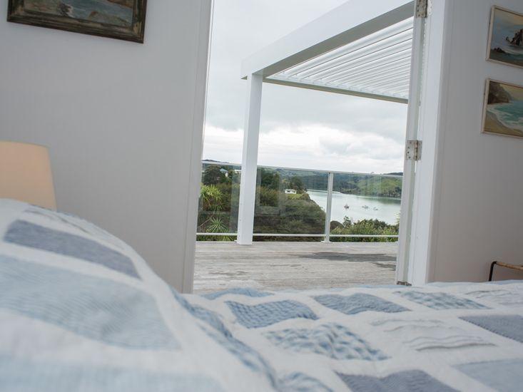 Master Bedroom - Sea Views
