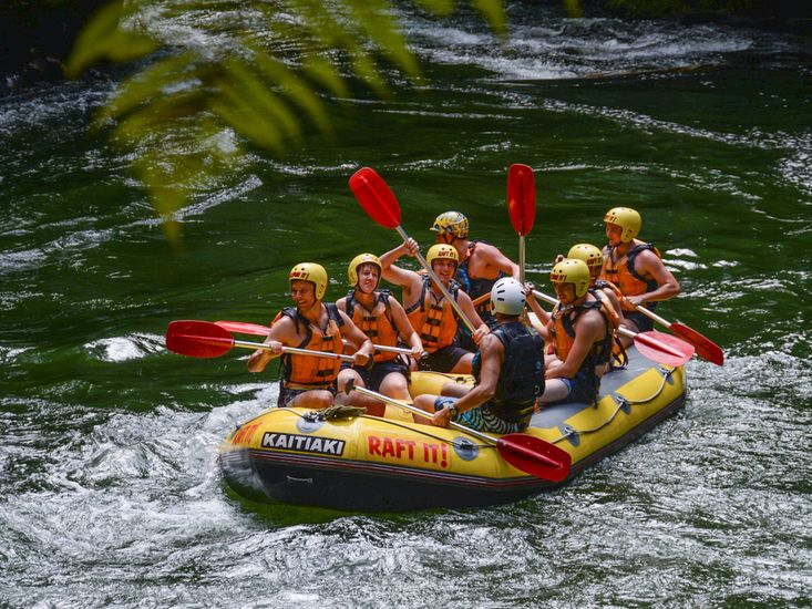 Nearby Activity - White Water Rafting