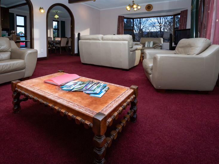 Lounge - Coffee Table