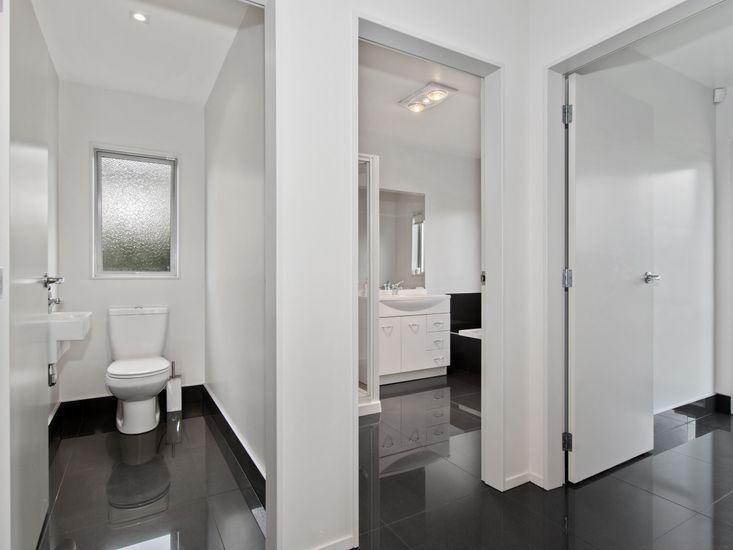 Bathroom 2 and Toilet