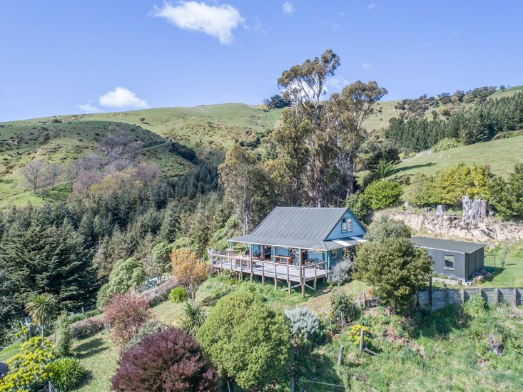 Set in the Akaroa countryside