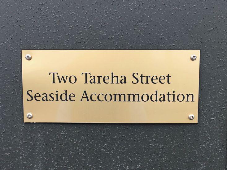 Two Tareha Street Seaside Accommodation