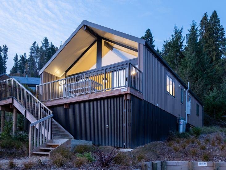 Lodge in Hanmer Springs