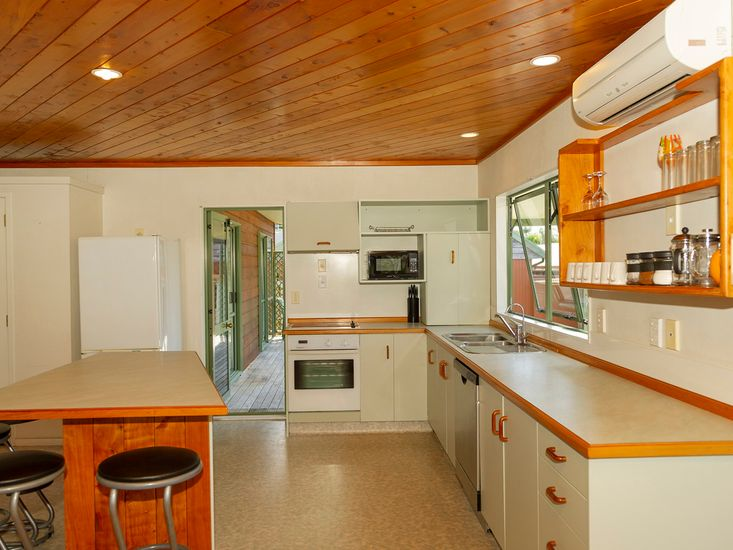 Kitchen and Dining - Fun Retro Style