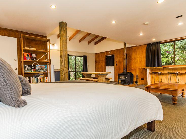 Studio style sleeping - Downstairs