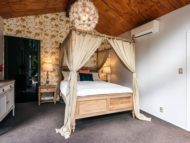 Bedroom One - Luxurious Relaxation
