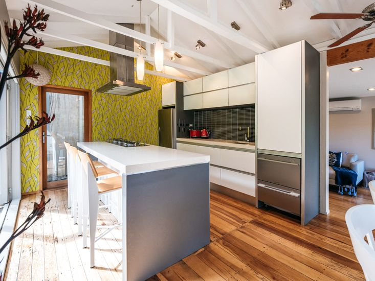 Modern and Funky Kitchen