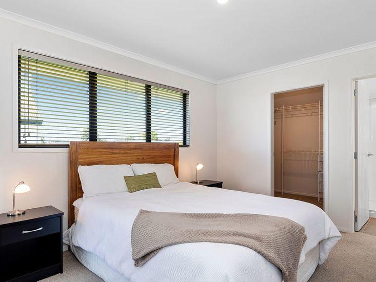 Bedroom One - Queen Bed