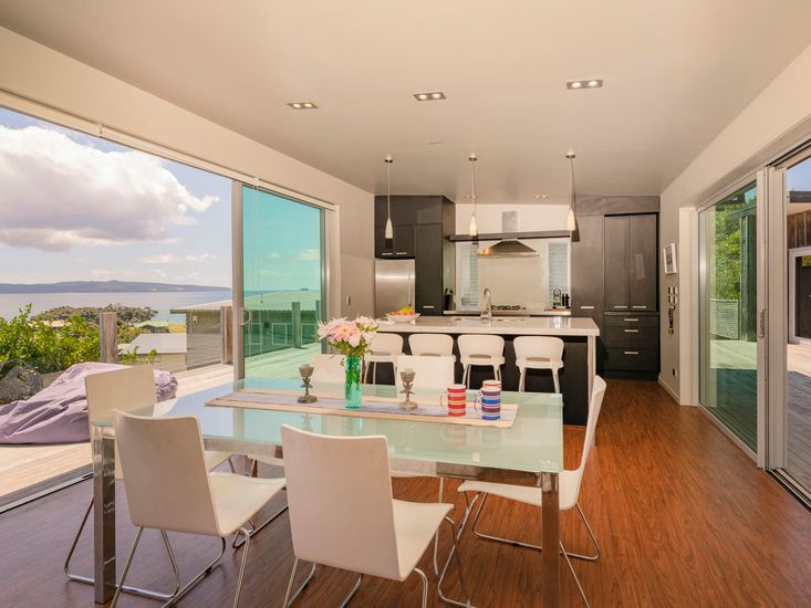 Seamless indoor/outdoor flow with uninterrupted views!