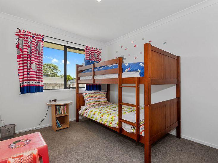 Bedroom Three - King Single Bunks