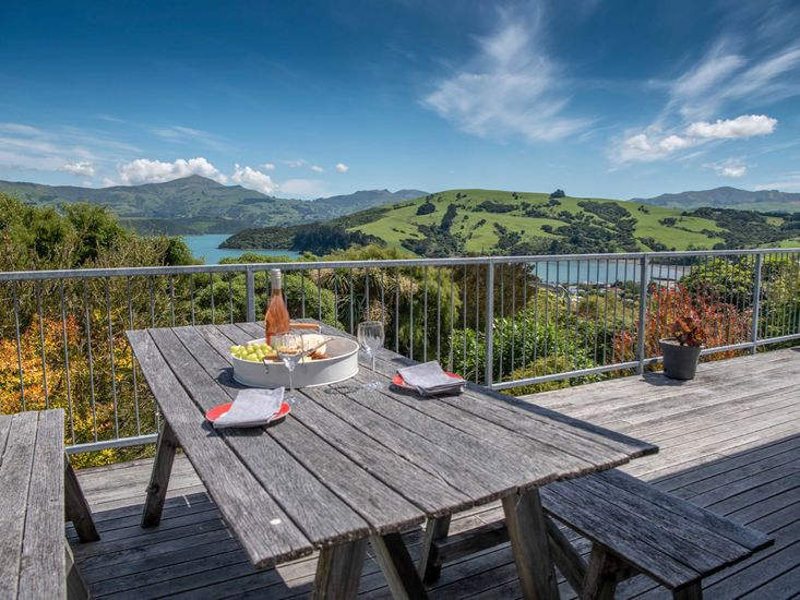 Outdoor Dining with Million-Dollar Views!