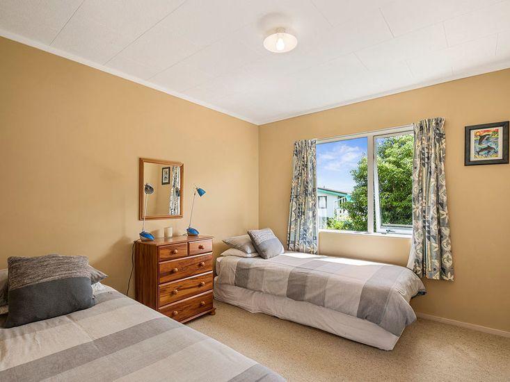 Bedroom Three - Upstairs