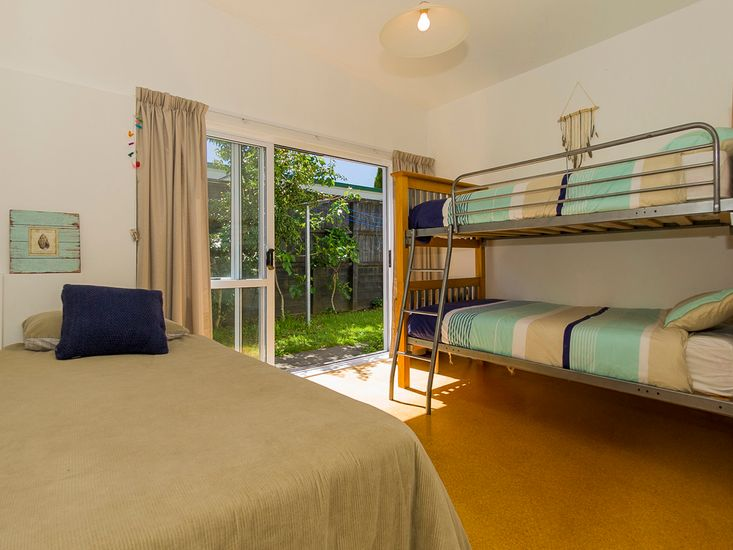 Bedroom 3 - Opens out onto garden
