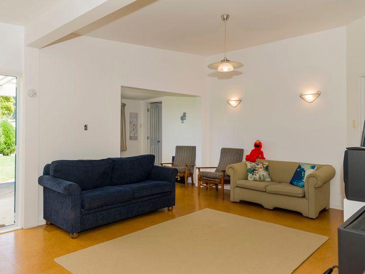 Comfortable lounge seating