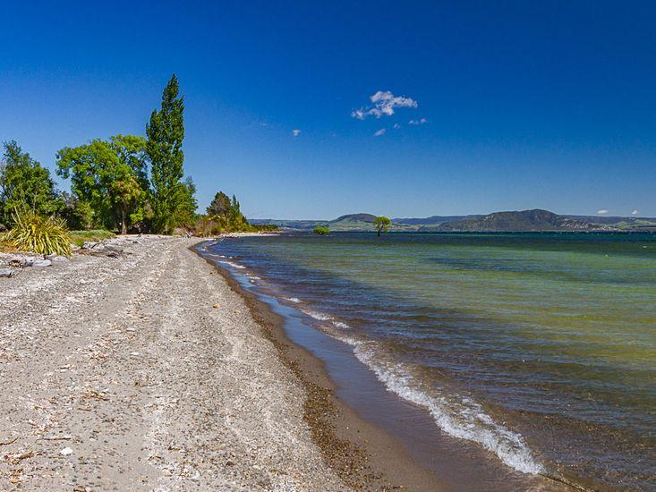 Taupo Lakefront